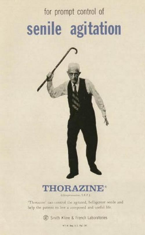 Cranky Thorazine
